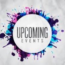 upcoming events dot